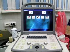 УЗИ-аппарат SonoScape S6